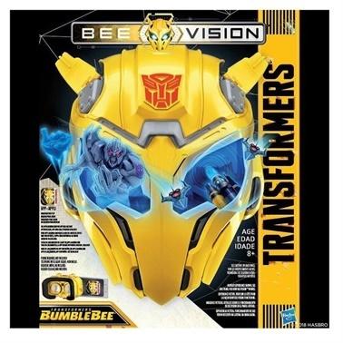 Transformers Transformers Bee Vision Mask Renkli